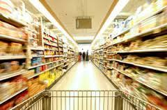 retail aisle